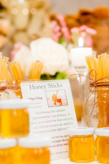 local honey for our favors